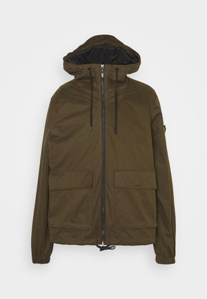 SPORTY JACKET WITH INNER GILET - Summer jacket - military green