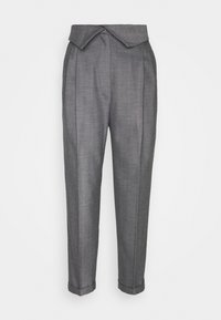 Sisley - TROUSERS - Trousers - light grey - 0