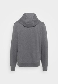 Lacoste - CLASSIC HOODIE - Zip-up hoodie - pitch chine/graphite sombre - 7