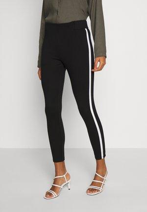 VIODINA - Leggings - Trousers - black