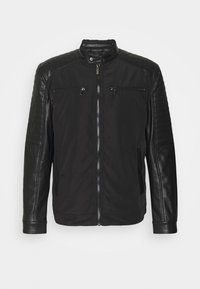 Only & Sons - ONSMATT MIX JACKET - Lehká bunda - black - 5