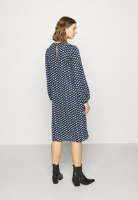 JDY - JDYBOSTON DRESS - Day dress - black/surf the web/cloud dancer - 2