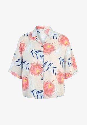Camisa - ecru