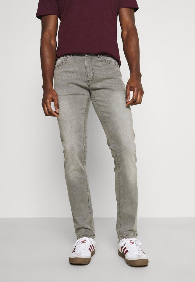 CULPEPER - Jeans a sigaretta - light grey