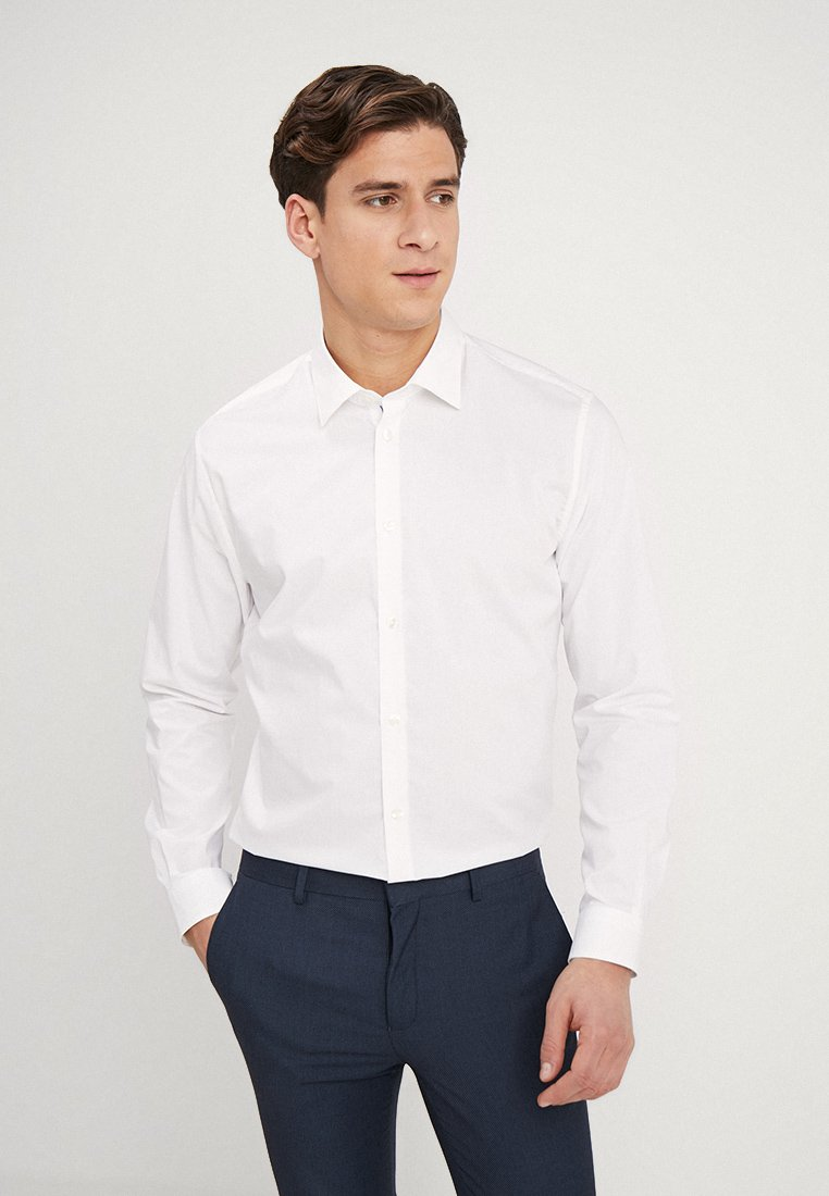 Esprit Collection - SLIM FIT - Formal shirt - white