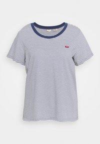 Levi's® Plus - Print T-shirt - blue - 3