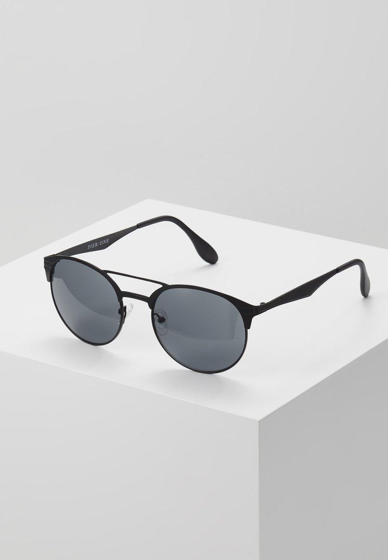 Pier One - UNISEX - Zonnebril - black