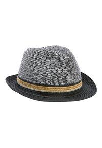 Next - MONOCHROME TRILBY (OLDER) - Hat - black - 0