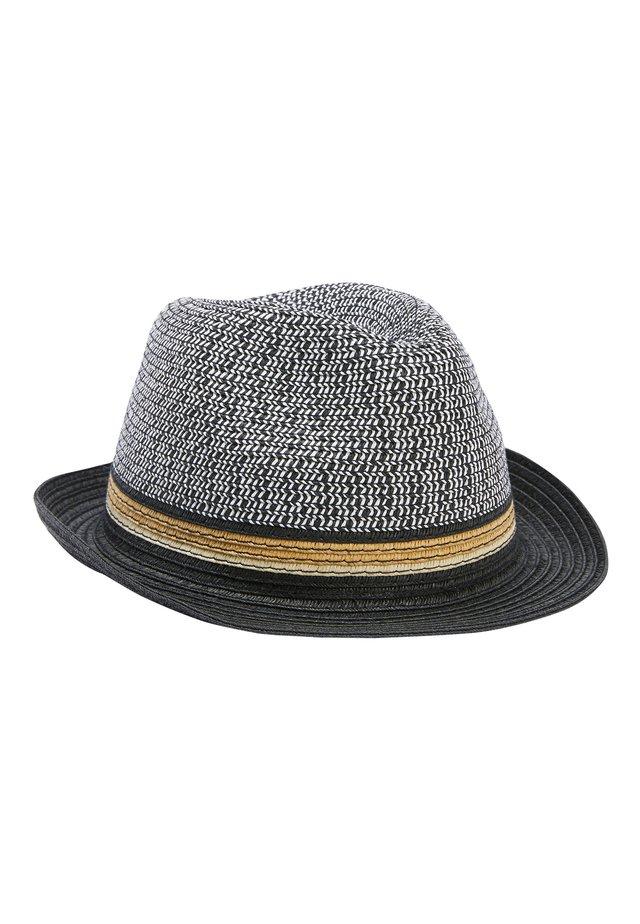 MONOCHROME TRILBY (OLDER) - Chapeau - black