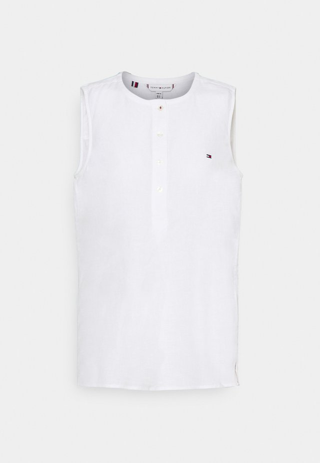 ABO STORY - Top - optic white