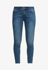 comma casual identity - Vaqueros slim fit - blue denim stretch - 4