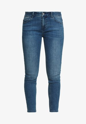 Vaqueros slim fit - blue denim stretch