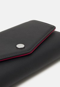 Even&Odd - Wallet - black/red - 3