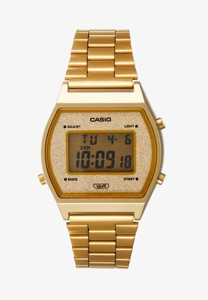 B640WGG-9EF - Digitaluhr - gold-coloured