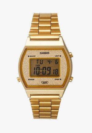 B640WGG-9EF - Digitální hodinky - gold-coloured