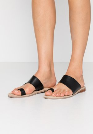 CEVIE - Mules - black