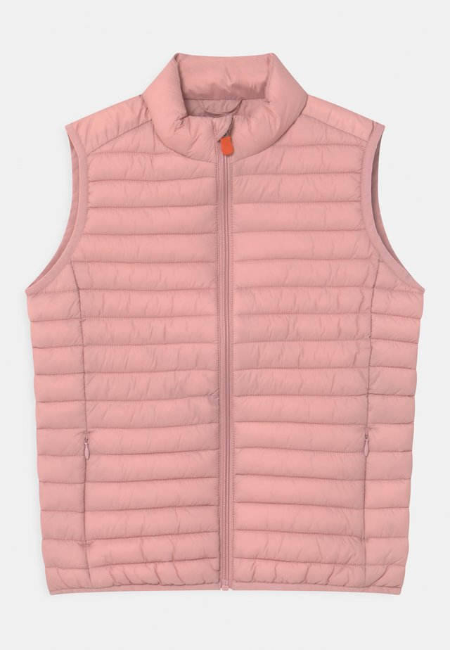 ANDY UNISEX - Liivi - blush pink