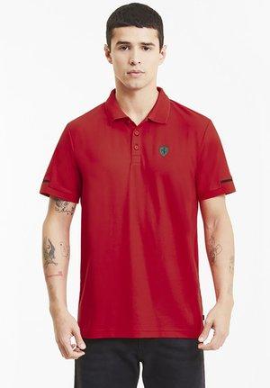 SCUDERIA FERRARI - Poloshirt - rosso corsa