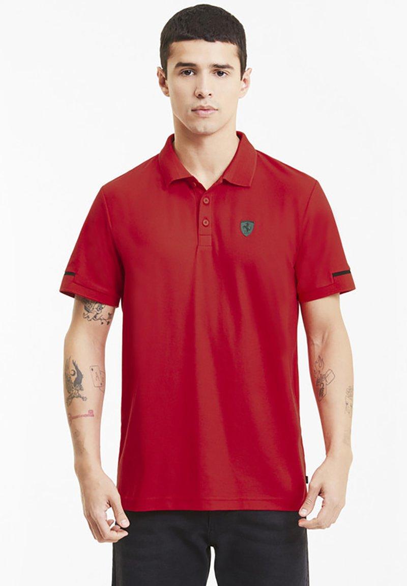 Puma - SCUDERIA FERRARI - Poloshirt - rosso corsa