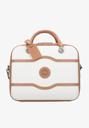 CHATELET  - Weekend bag - white
