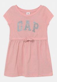 GAP - TODDLER GIRL - Jersey dress - minimal pink - 0