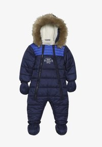 Staccato - BABY - Snowsuit - dark navy - 5