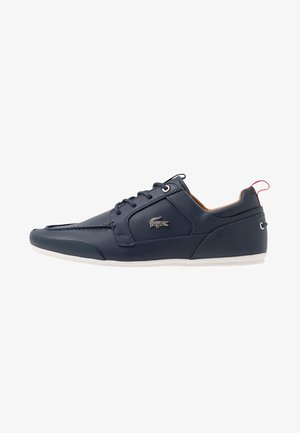 MARINA - Sneakersy niskie - navy/offwhite