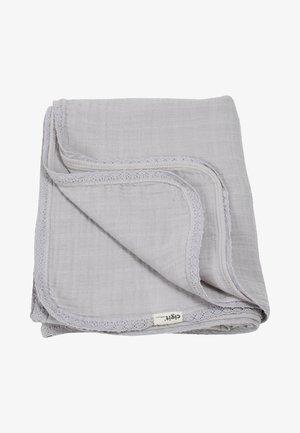 Muslin blanket - grey