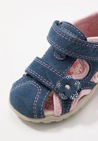 Lurchi - MOMO - Sandals - jeans/rose - 5