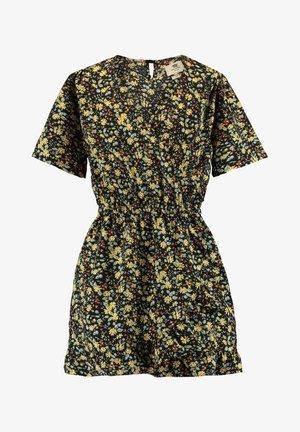 NOLA JR - Jumpsuit - flower black