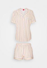 s.Oliver - SHORTY  - Pyjama set - light pink - 6