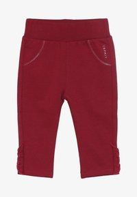 Esprit - PANTS BABY - Trousers - tibetan red - 2