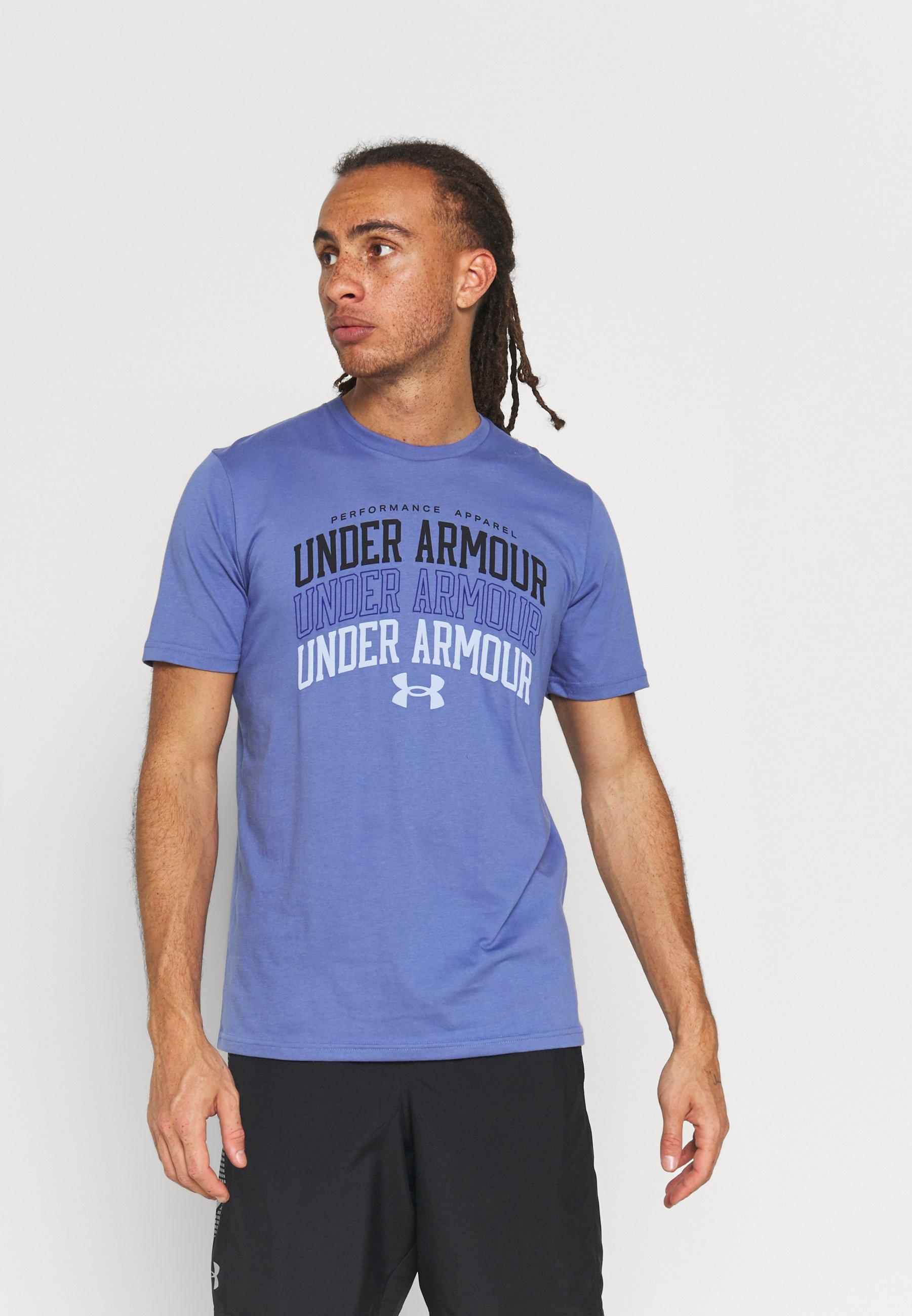 Men MULTI COLOR COLLEGIATE - Print T-shirt