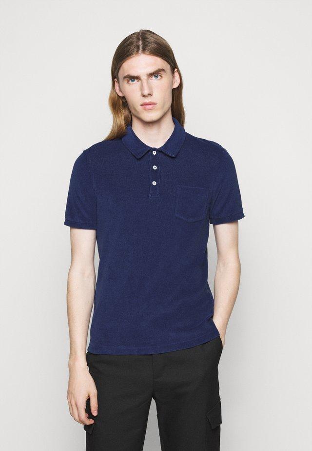 SHORT SLEEVE - Polo shirt - lapis