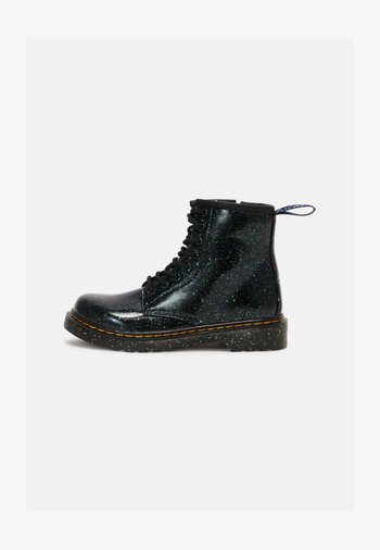 1460 - Classic ankle boots - green cosmic glitter