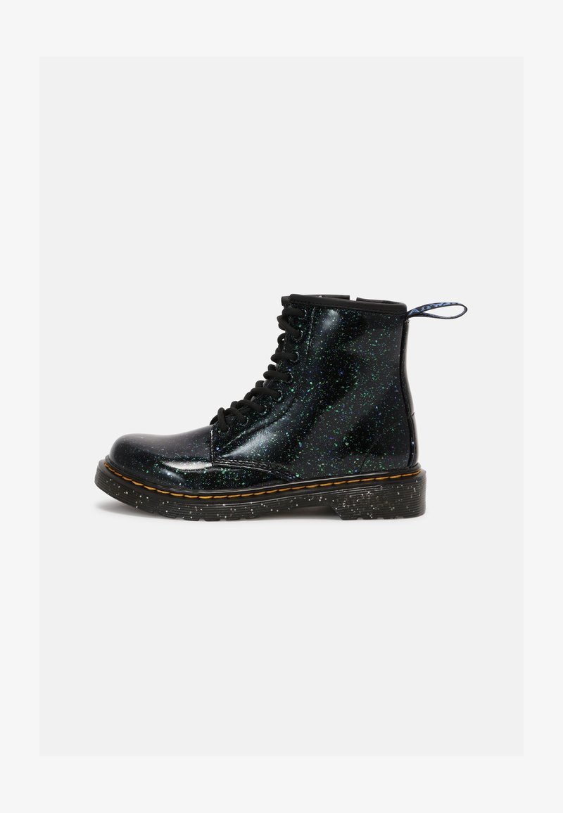 Dr. Martens - 1460 - Classic ankle boots - green cosmic glitter