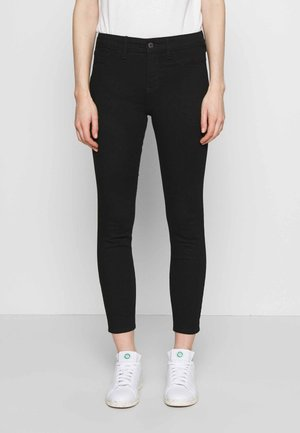 FAVORITE JEGGING - Skinny džíny - true black