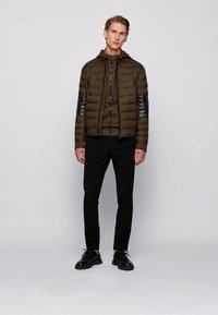 BOSS - OZNOOPO - Winter jacket - open green - 1