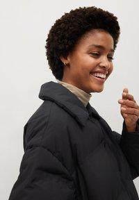 Mango - SAKURA - Winter jacket - schwarz - 4