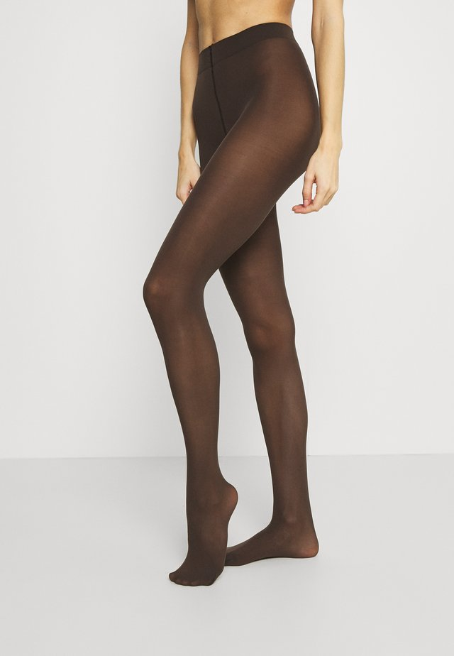 Tights - espresso