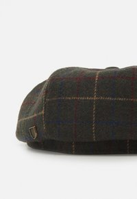 Brixton - BROOD BAGGY SNAP CAP UNISEX - Bonnet - moss - 3