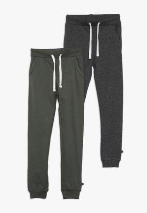 BASIC 2 PACK  - Pantalones deportivos - beetle