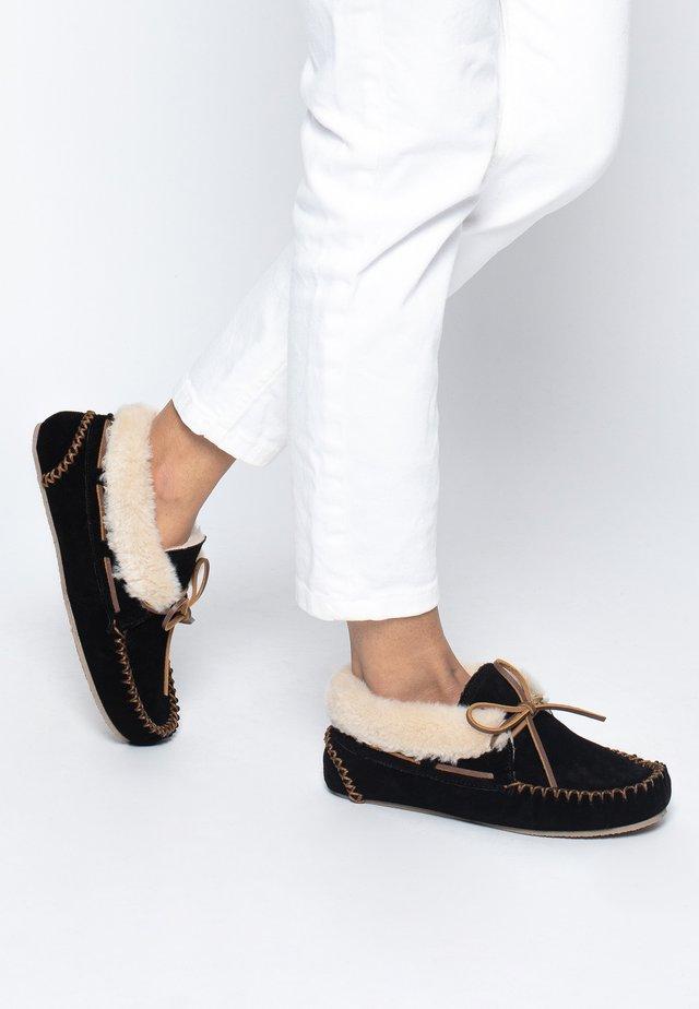 CHRISSY - Slippers - black