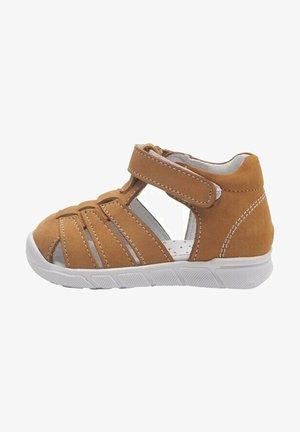 Chodecké sandály - tan