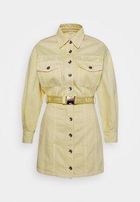 Miss Sixty - Denim dress - yellow - 0
