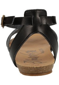 Blowfish Malibu - Ankle cuff sandals - black - 4