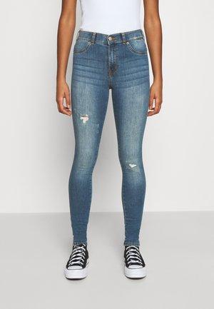 LOUI PANT - Jeans Skinny Fit - vagabond blue