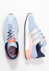 adidas Originals - SL ANDRIDGE - Sneakers - periwinkle/true pink - 3