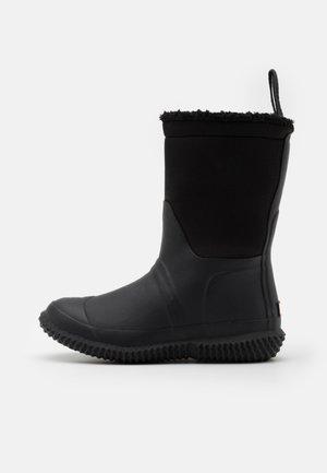 ORIGINAL KIDS BOOTS UNISEX - Zimní obuv - black