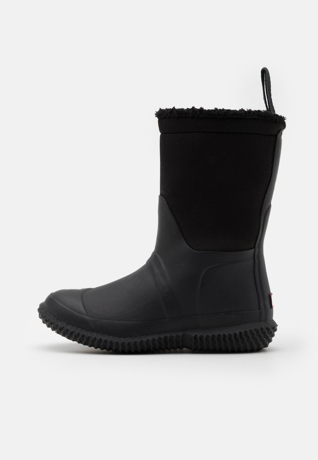 ORIGINAL KIDS BOOTS UNISEX - Talvisaappaat - black
